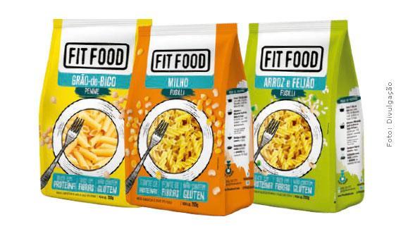 Fit Food amplia portfólio com Macarrões de Leguminosas e Grãos