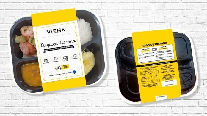 Restaurante Viena entra para o varejo de alimentos