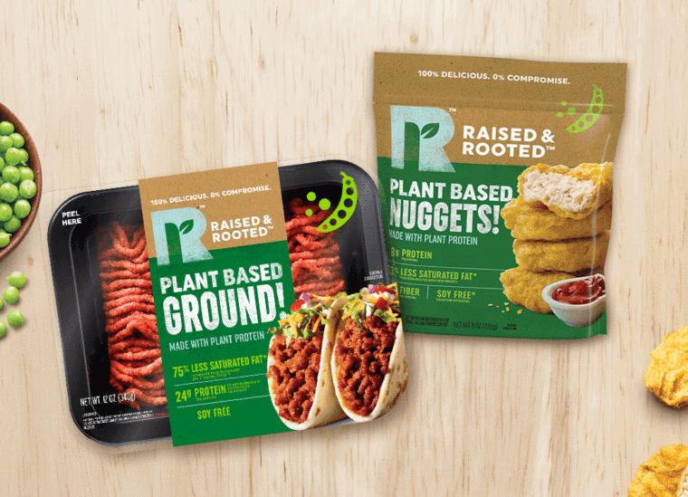 INTERNACIONAL: Tyson Foods lança sua primeira linha plant-based