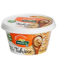 Natural Life lança Tahine sem glúten