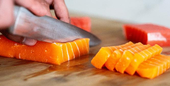 INTERNACIONAL: Plant Based sabor peixe invade a culinária japonesa