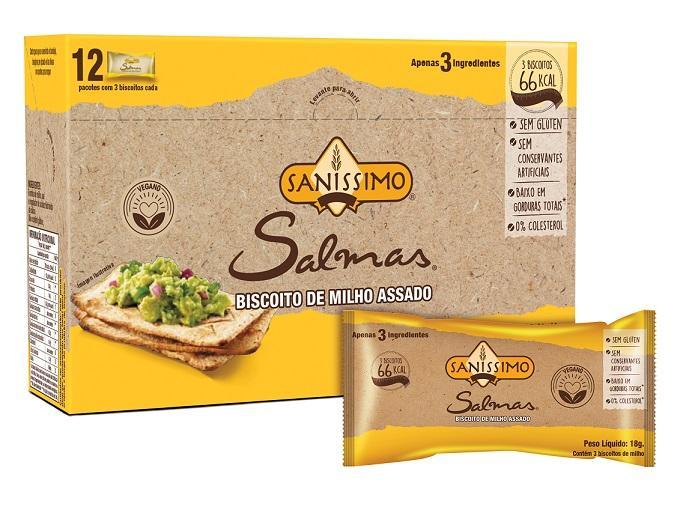 Bimbo lança o primeiro biscoito de milho assado do Brasil com apenas três ingredientes