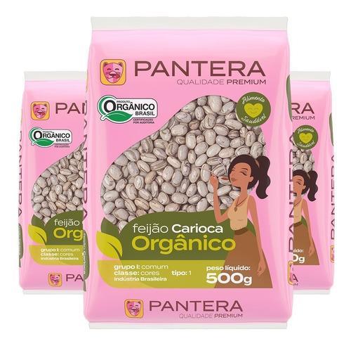 Pantera amplia portfólio com feijão carioca orgânico