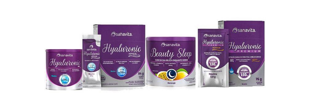 Sanavita amplia portfólio de nutrição estética