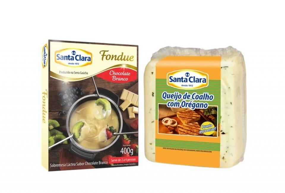 Santa Clara amplia portfólio de produtos