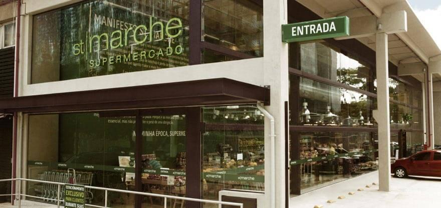 St. Marche inaugura loja com sala de estar e espaço para home office