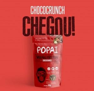 Chococrunch é o novo lançamento da Popai Snack