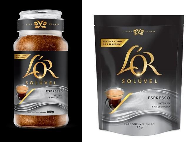 Café L'OR Solúvel Espresso chega ao mercado brasileiro