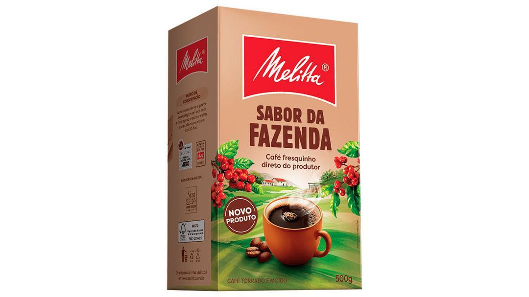 Melitta apresenta café Sabor da Fazenda
