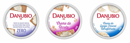 Danubio traz produtos de cara nova ao mercado de queijos