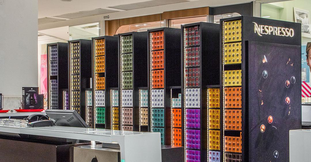 Nespresso anuncia a fabricação de cápsulas com alumínio reciclado