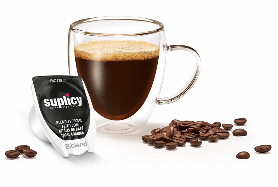B.blend lança cápsula do querido Café Suplicy
