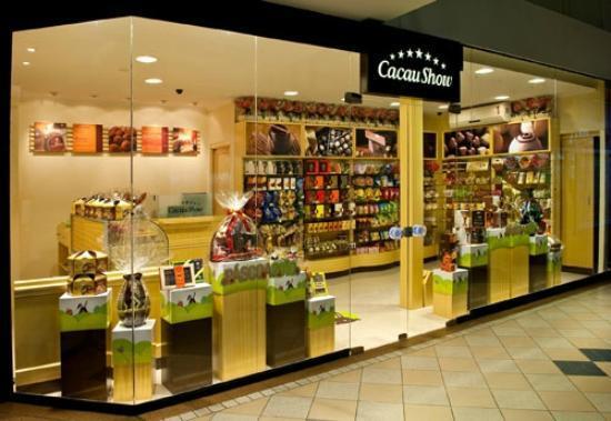 Cacau Show destaca que loja física é essencial para boa experiência na compra online