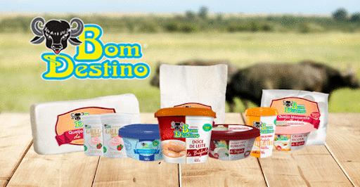 Bom destino amplia de produtos com leite de búfala