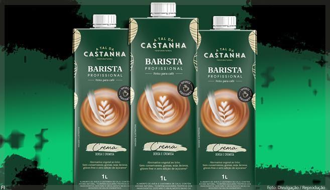 A Tal da Castanha lança bebida para amantes de café