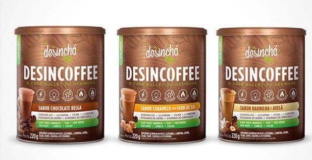 Desin Company lança nova bebida à base de café