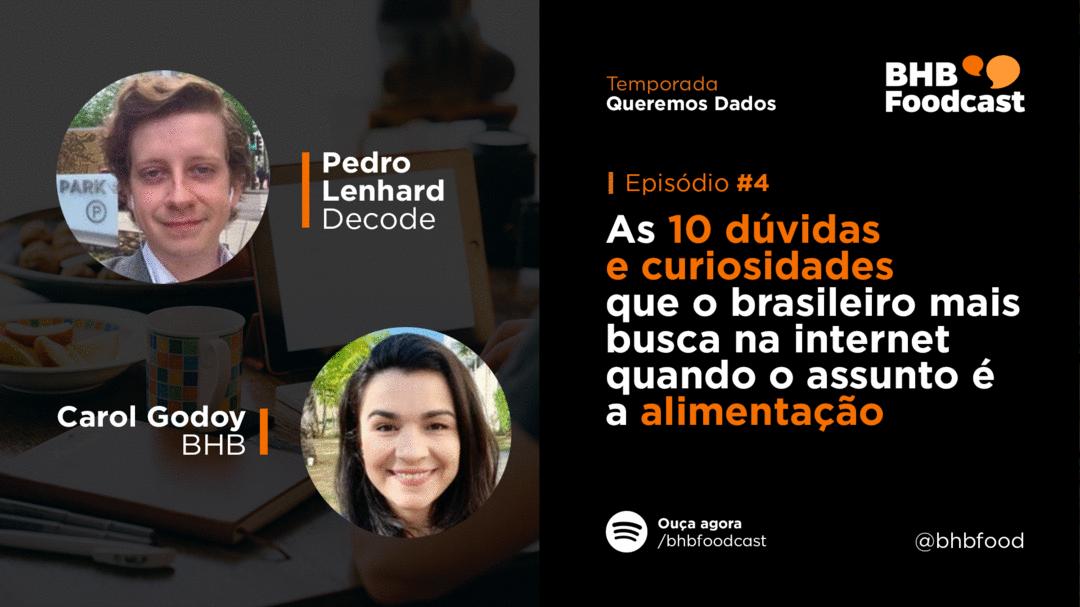 #04 - As 10 dúvidas e curiosidades que o brasileiro mais busca na internet quando o assunto é alimentação l