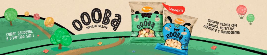 Flormel lança linha de biscoito de polvilho para o público infantil