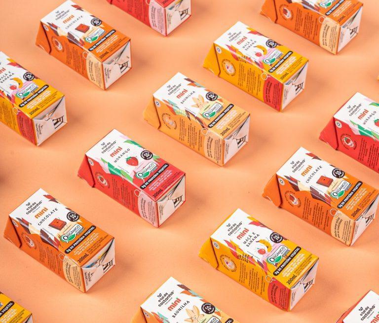 A Tal da Castanha apresenta nova linha de bebidas para crianças