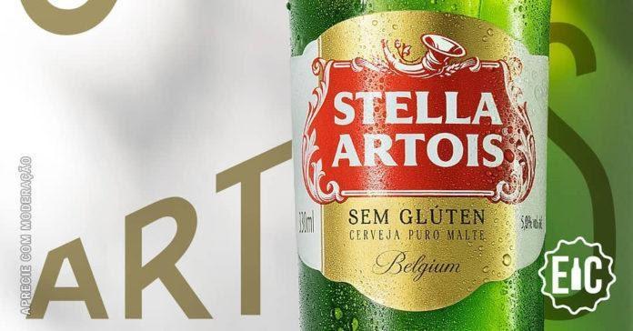 Ambev lança nova cerveja Stella Artois Sem Glúten