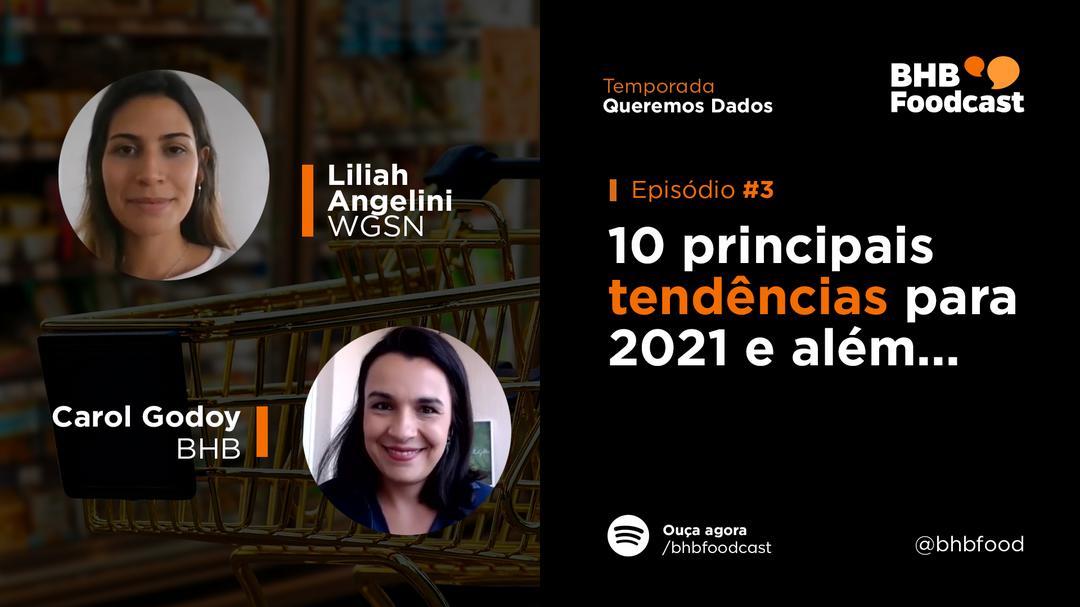 #03 - 10 principais tendências para 2021 e além... | Queremos Dados