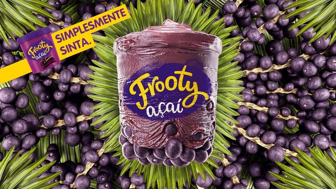 Frooty Açaí estreia posicionamento ''Escute sua fome''