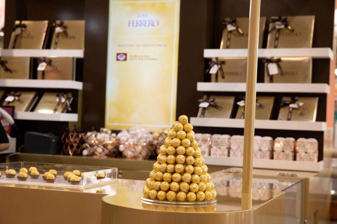 Ferrero Rocher conclui certificação de seus produtores de cacau