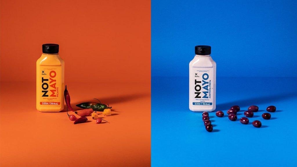 NotMayo lança novos sabores de maionese vegana