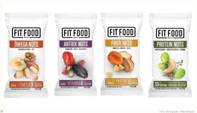 Fit Food inova com Linha de Snacks