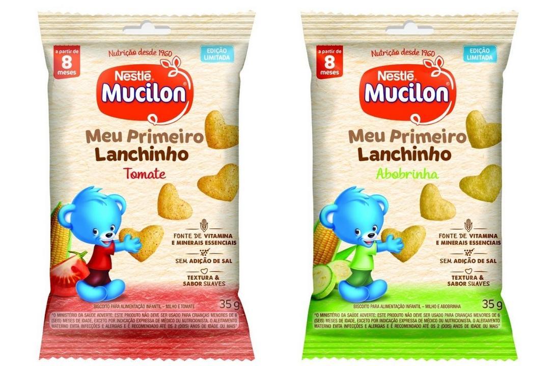 Mucilon lança snack para bebês