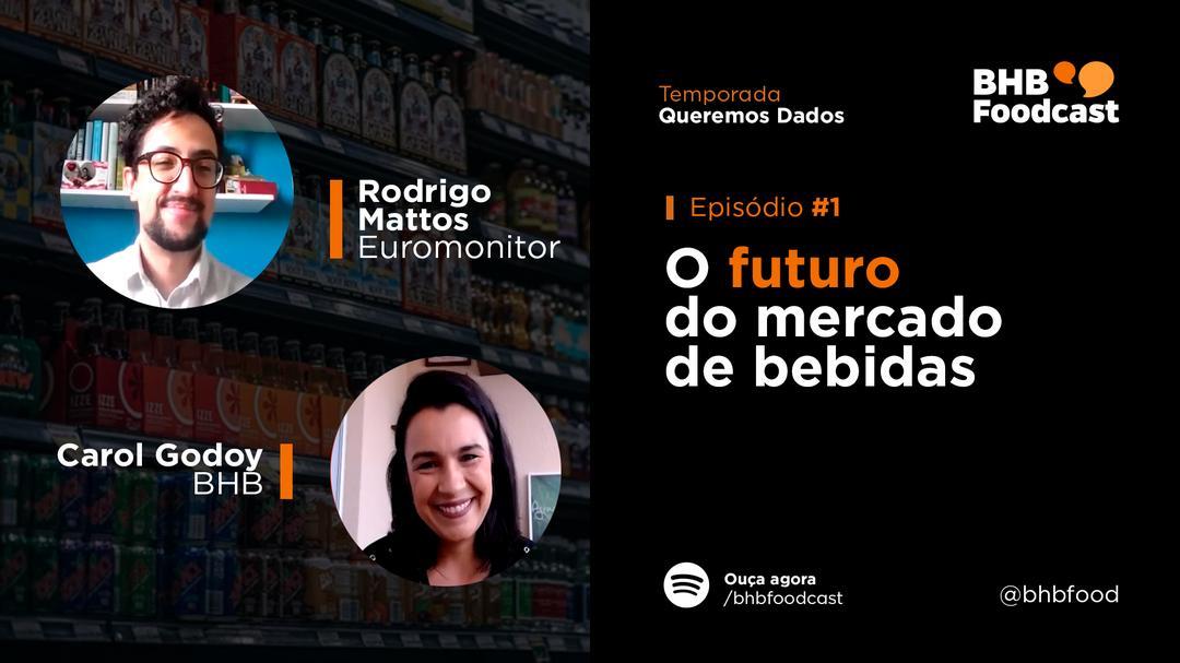 #01 - O futuro do mercado de bebidas | Queremos Dados