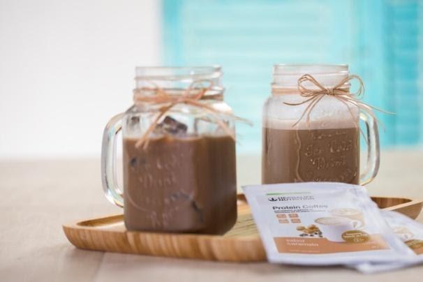 A marca Herbalife Nutrition inova com  Protein Coffee