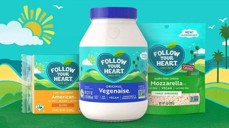 Danone adquire pioneira plant-based Follow Your Heart