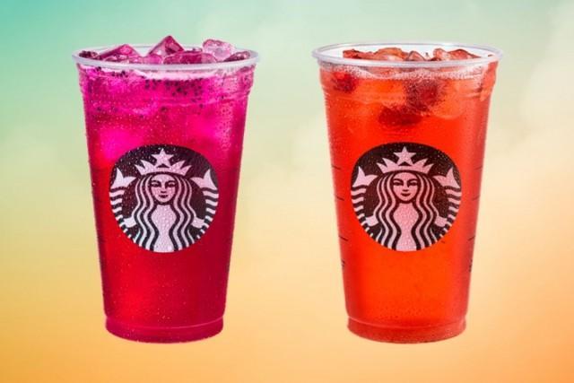 Starbucks lança novas bebidas para o verão