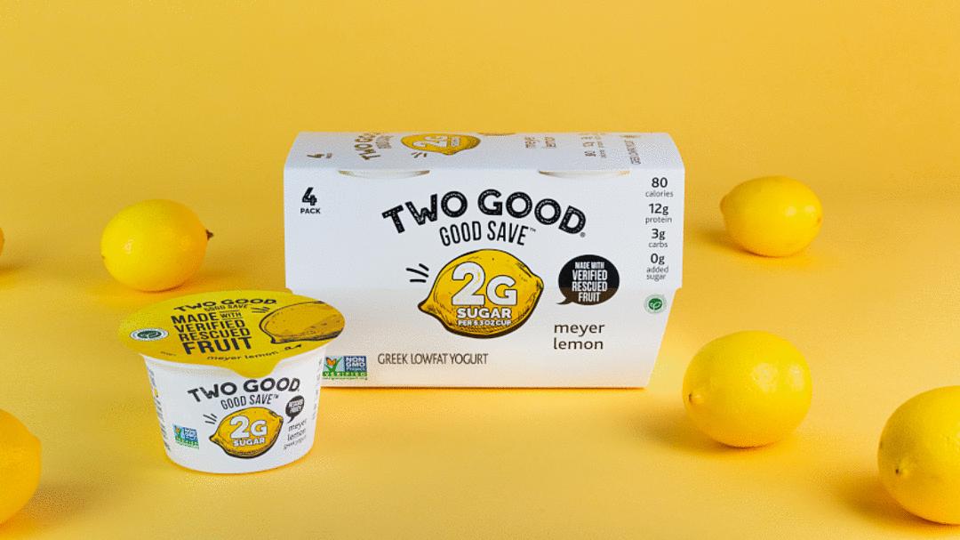 Danone cria marca de iogurte com frutas que seriam desperdiçadas
