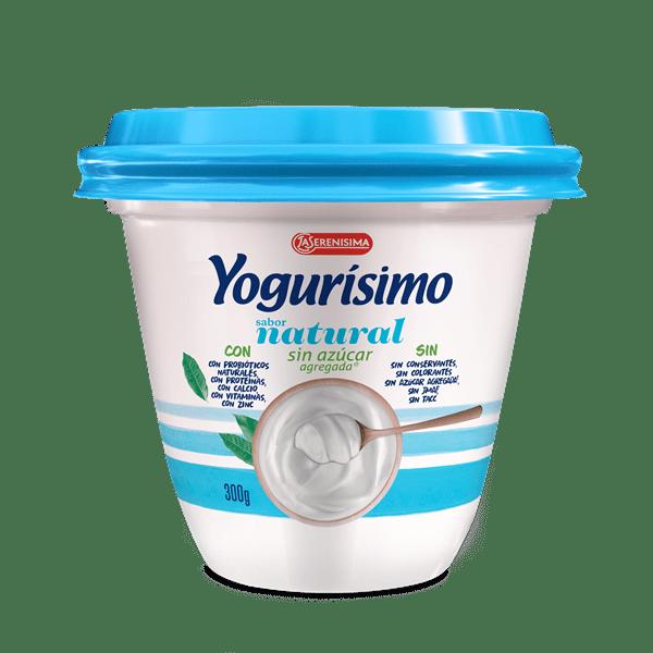 Yogurísimo lança nova embalagem na Argentina