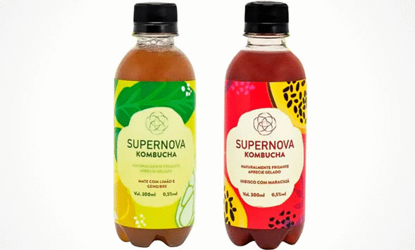 Interfood lança marca de kombuchas