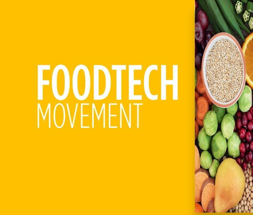 Participe da 9ª edição do evento Food Tech Movement - 2020