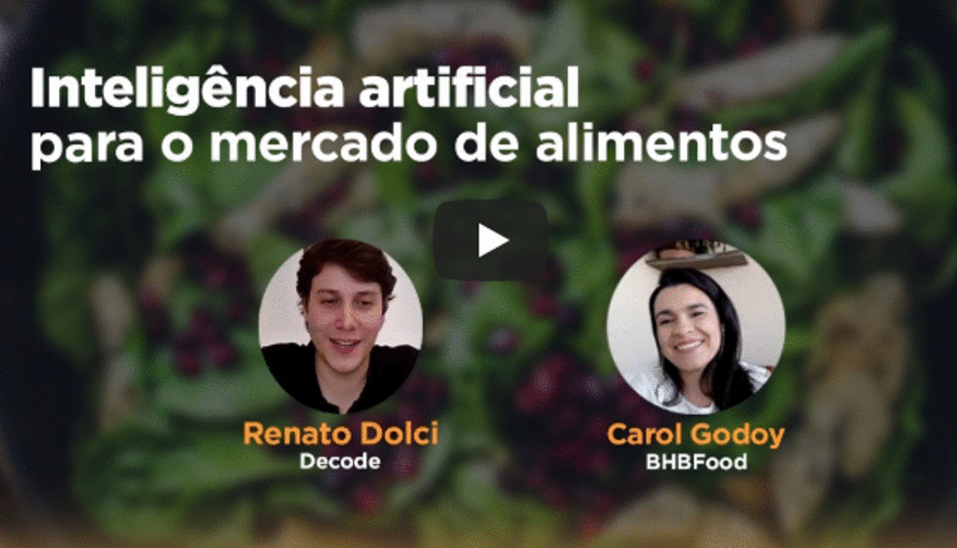 #02 - BIG DATA e inteligência artificial no mercado de alimentos
