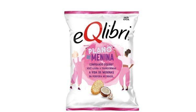 eQlibri lança Panetini sabor Coco