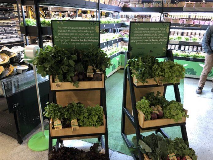 Pão de Açúcar comercializa hortaliças orgânicas