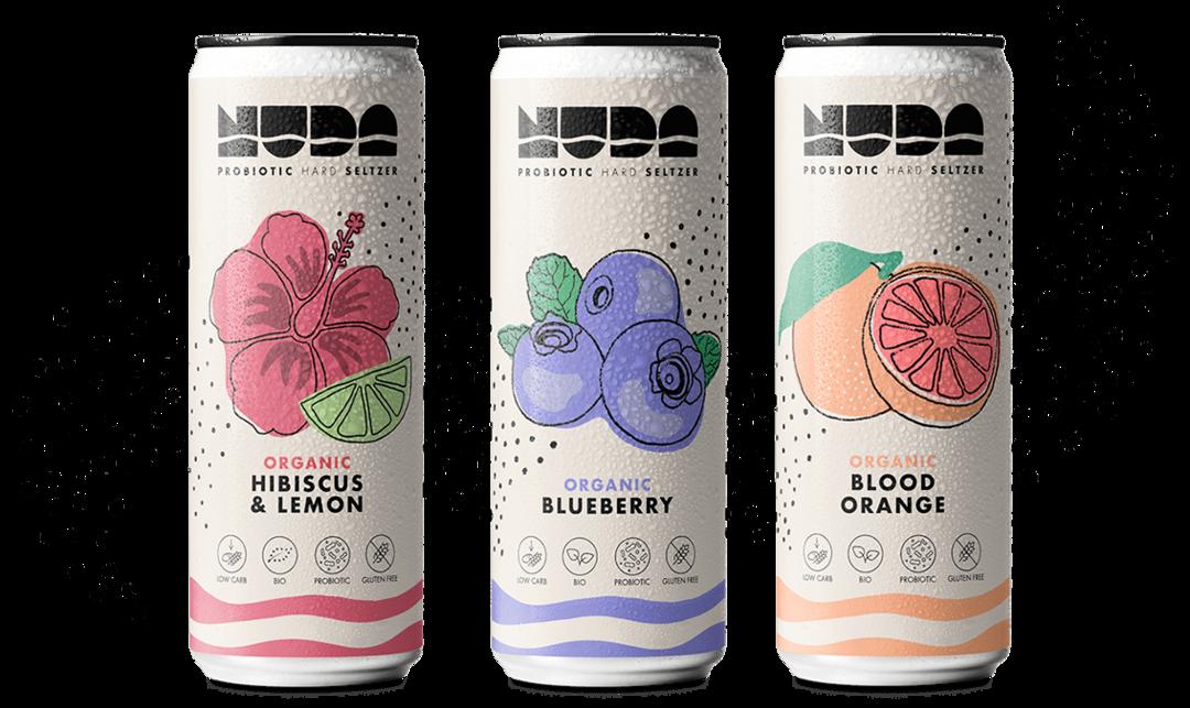 INTERNACIONAL: Nuda Drinks: uma bebida probiótica e orgânica