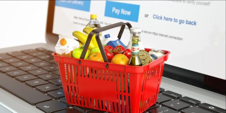 Relatório da Nielsen destaca o avanço do e-commerce de alimentos durante a pandemia do coronavírus
