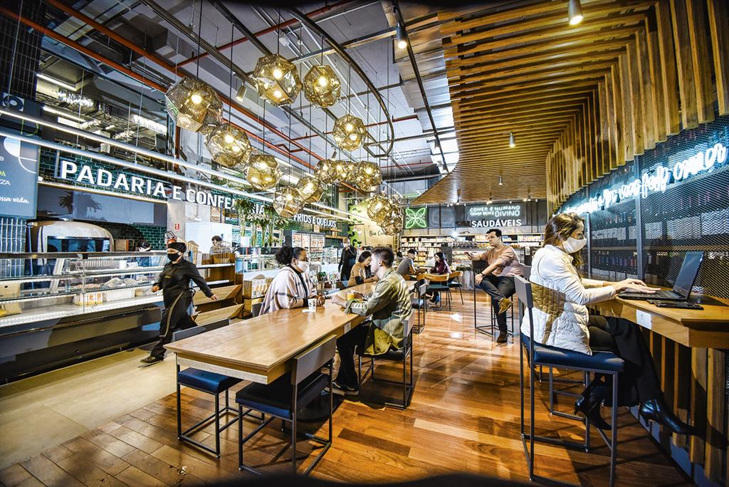 St. Marche aposta em novo modelo de mercado inspirado no Whole Foods Market