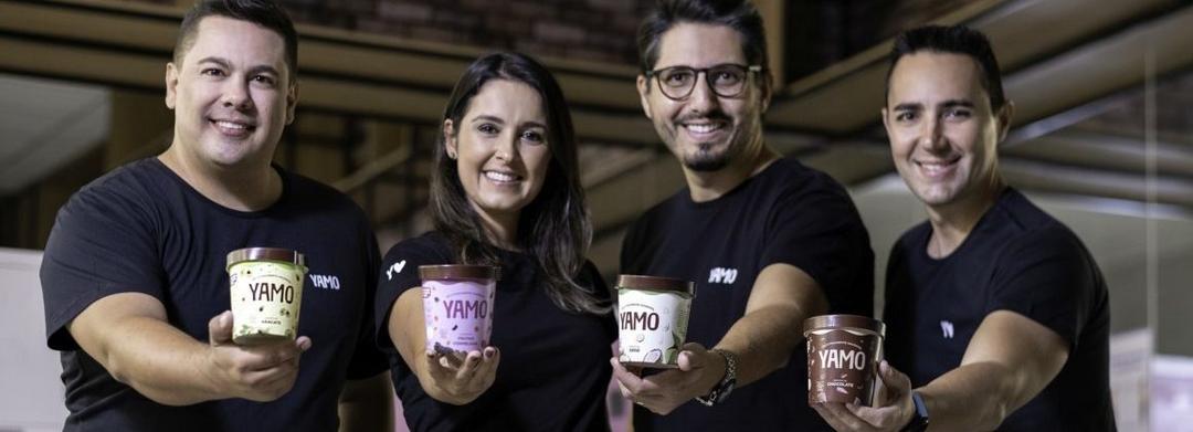 Yamo, a foodtech que faz sorvetes à base de inhame