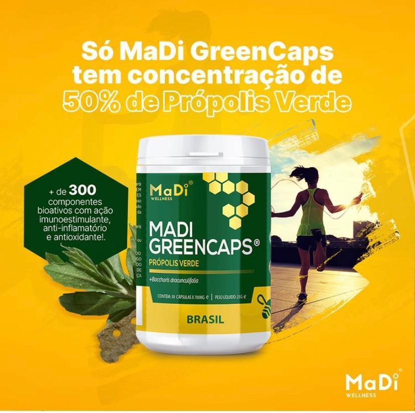MaDi lança produto que traz o própolis em seu maior potencial bioativo