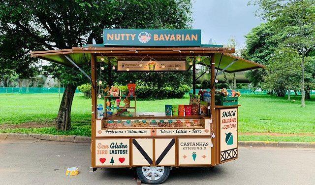 Nutty Bavarian investe em sua 1ª loja de rua