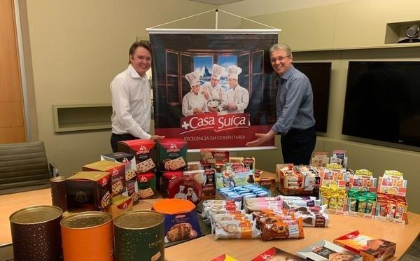 Marilan Alimentos adquire 100% da Casa Suíça