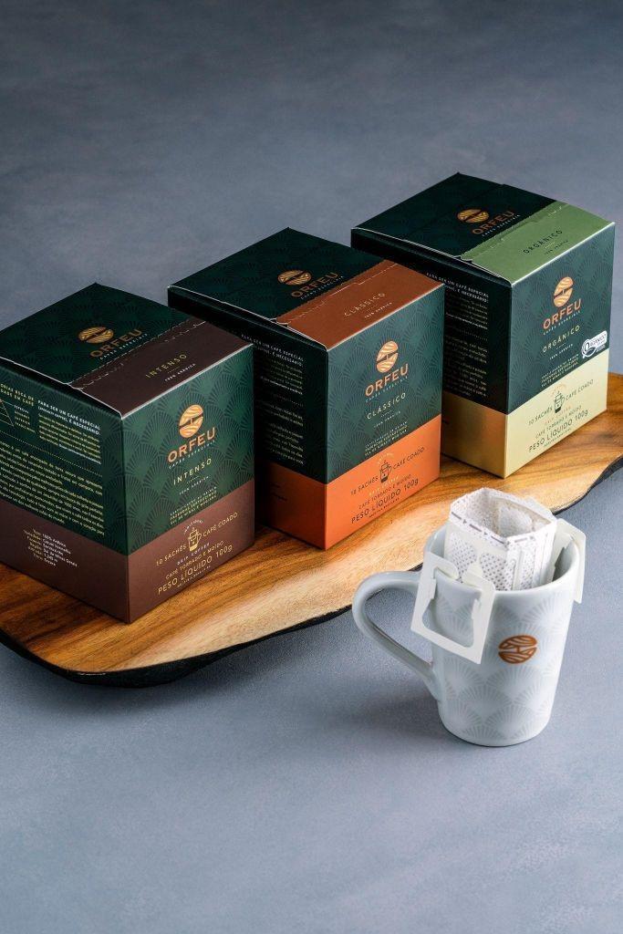 Café Orfeu apresenta dois novos blends