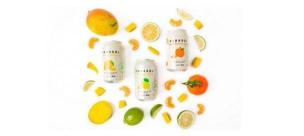 LATAM: Bebidas Parasol  Seltzer acabam de chegar ao mercado Mexicano